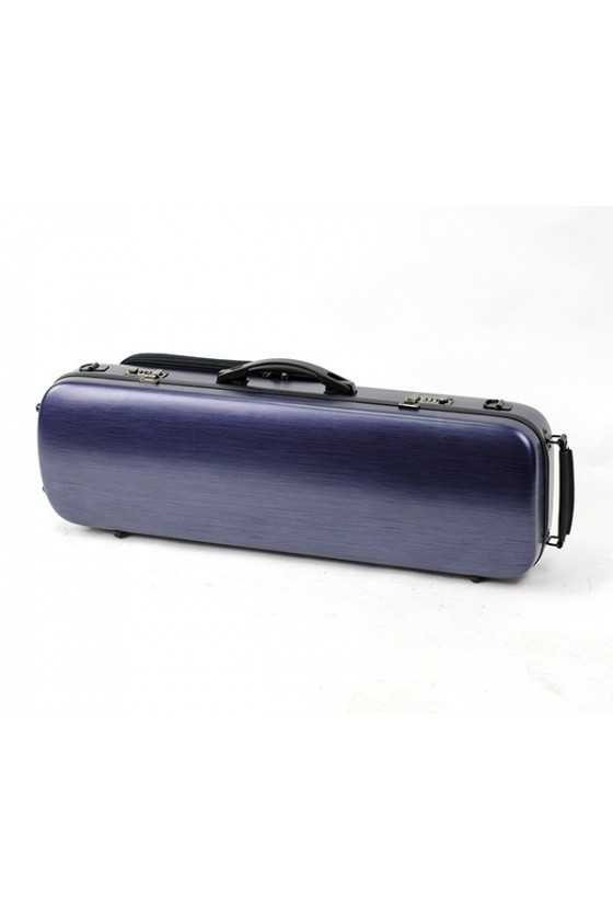 HQ Polycarbonate Violin Oblong Case