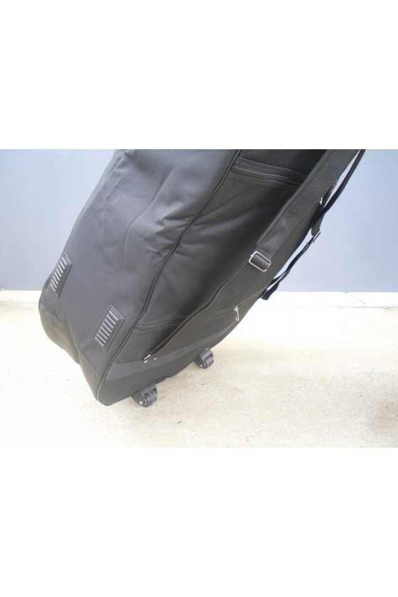 Animato Double Bass 40mm Padded Soft Bag With Wheels