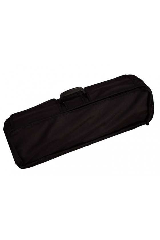 Hiscox Oblong Viola Case With Sheet Music Cover