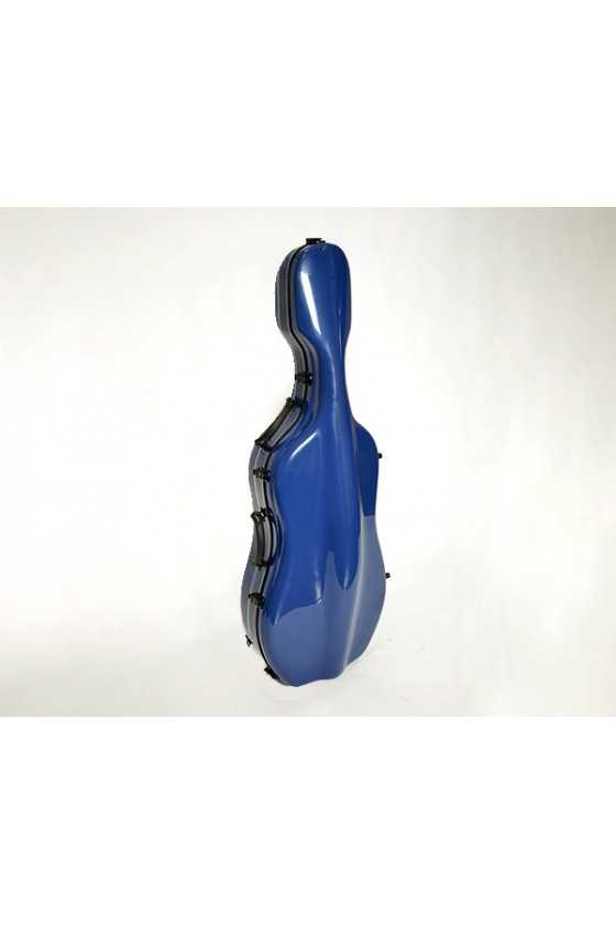 Fibreglass HQ Deluxe Cello Case
