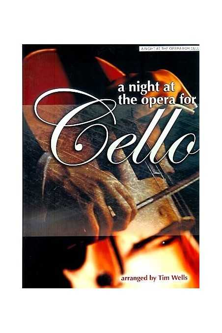 A Night at the Opera for Cello