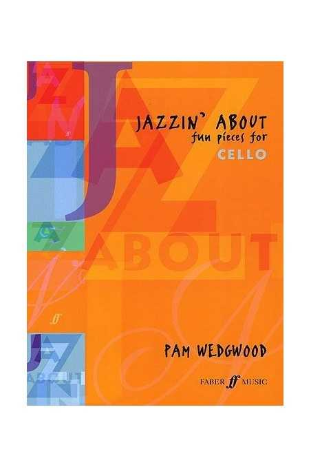 Wedgwood, Christmas Jazzin About for Cello and Piano