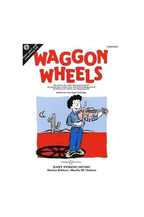 Colledge, Waggon Wheels For...