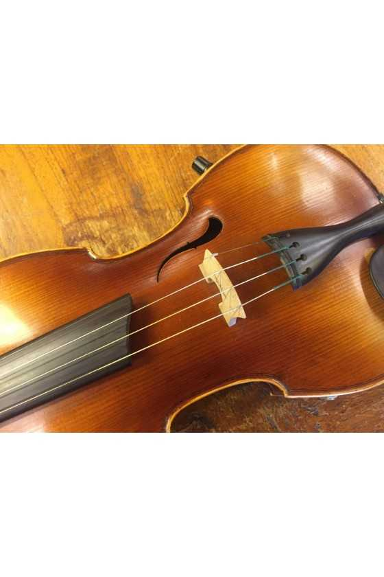 Electronic Violin Signed By Shenton Gregory