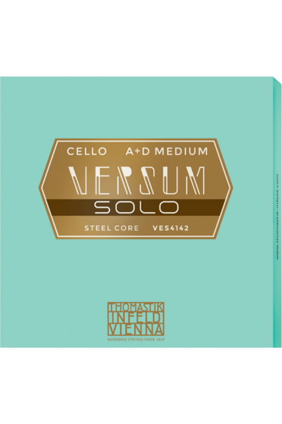 Versum Solo A and D String...