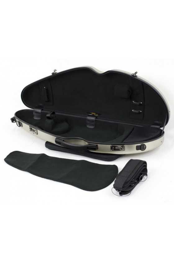 HQ Half Moon Violin Cases