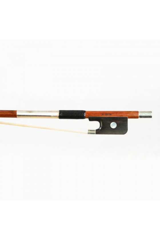 Dorfler Viola Bow - 14 Pernambuco Wood - Basic Bow - Round