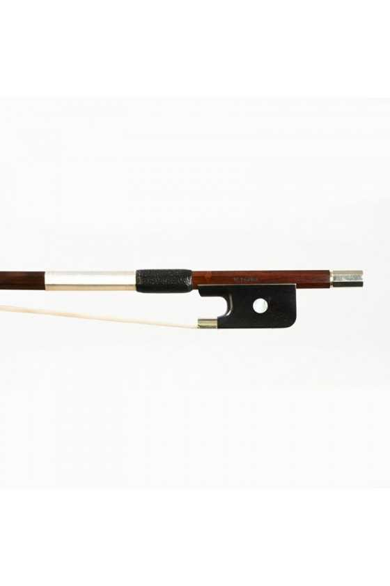 Dorfler Viola Bow - 14a Pernambuco Wood - Basic Bow - Octagonal