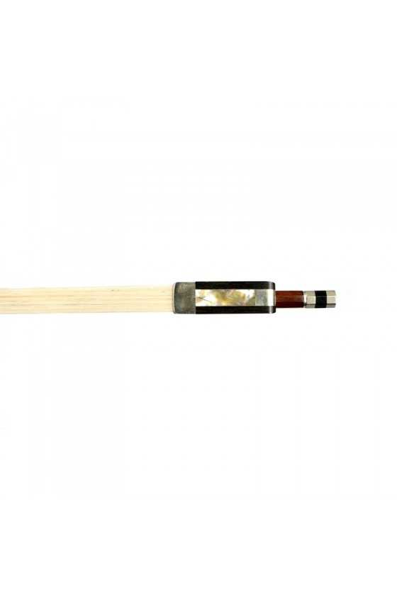 Dorfler Cello Bow - 10 Brazilwood - Nickel Silver