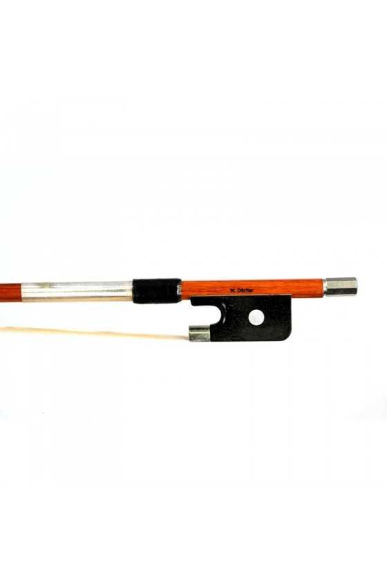 Dorfler Cello Bow - 14 Pernambuco Wood - Basic Bow - Round