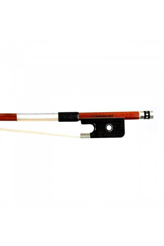 Dorfler Cello Bow - 21a Pernambuco Wood - Genuine Silver Trimming - Master Bow - Octagonal