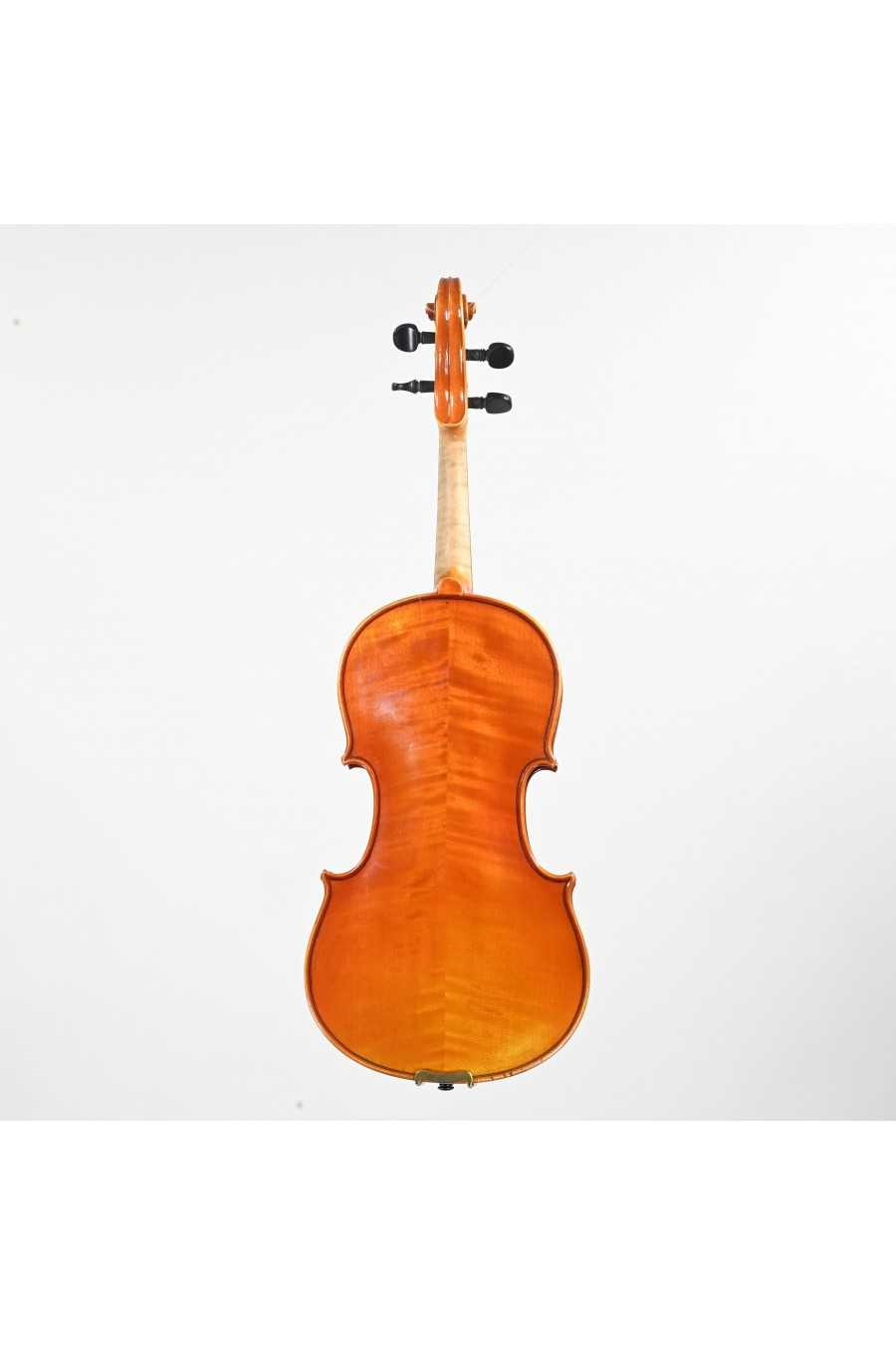 Signed by Scrollavezza 1956 Violin Back