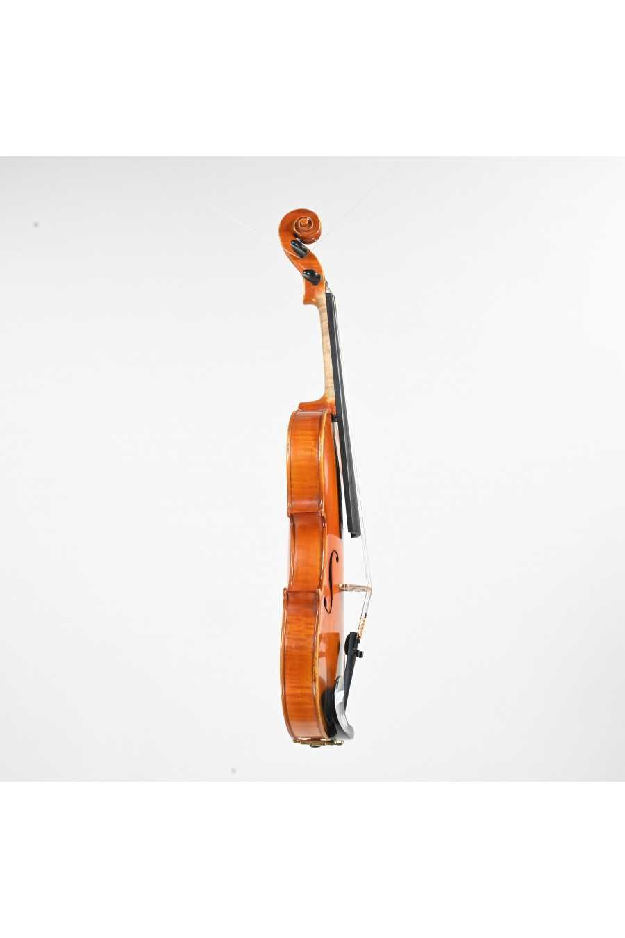 Signed by Scrollavezza 1956 Violin Right Side