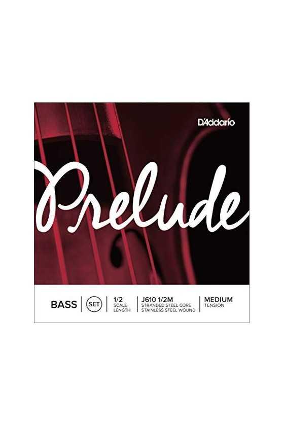 D'Addario Prelude Bass G...