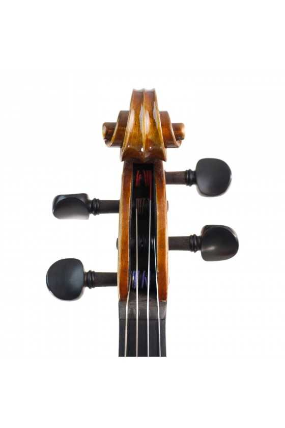 Amore Viola Scroll Front
