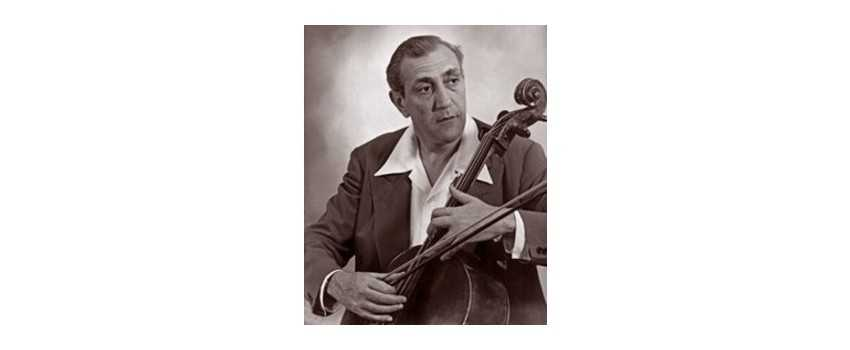 Viola Compositions of Gregor Piatigorsky | Animato Strings