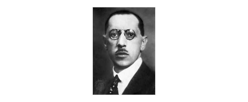 Viola Compositions of Igor Stravinsky | Animato Strings