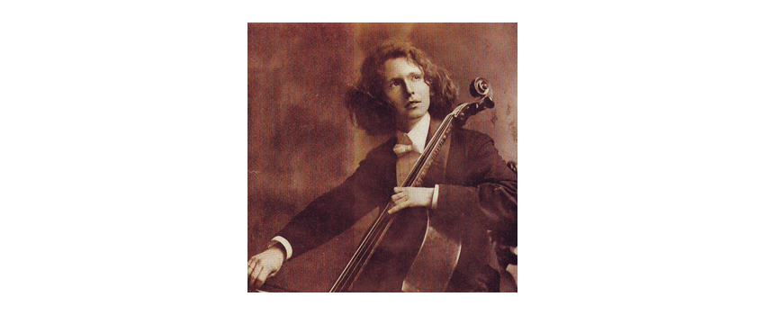 Cello Compositions of Arnold Trowell | Animato Strings