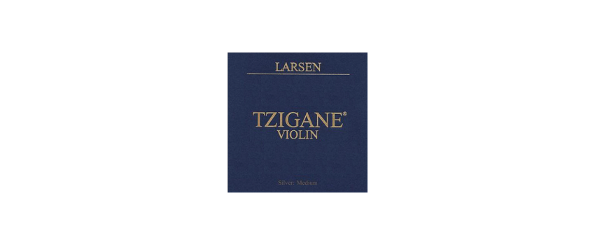 Larsen Tzigane Violin Strings | Animato Strings