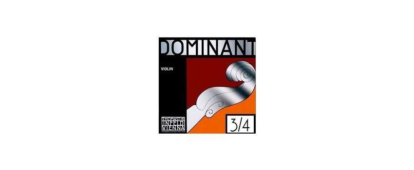 3/4 Dominant Violin Strings | Animato Strings