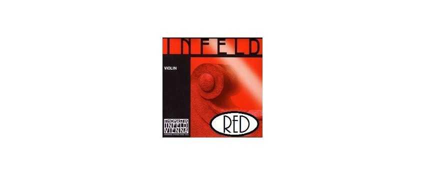 Peter Infeld Red Violin Strings