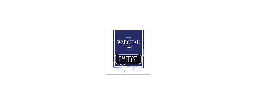 Warchal 'Ametyst' Violin Strings | Animato Strings