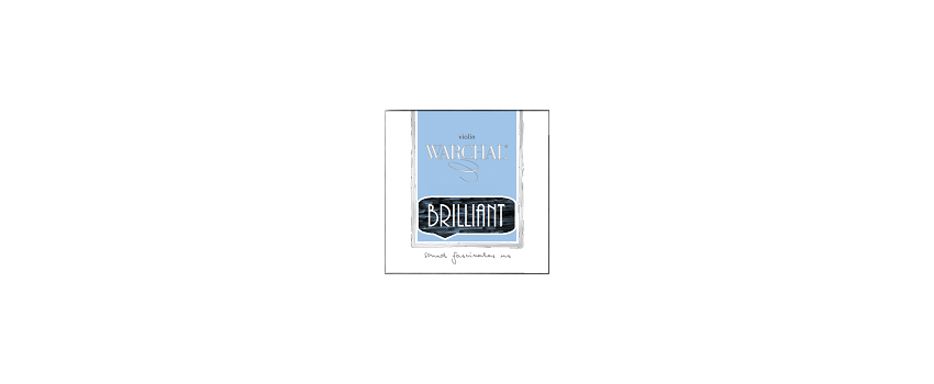Warchal Brilliant Vintage Violin Strings | Animato Strings