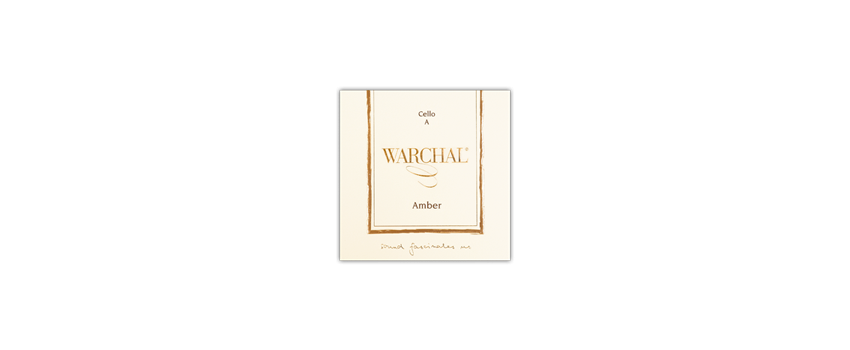 Warchal Amber Cello Strings | Animato Strings