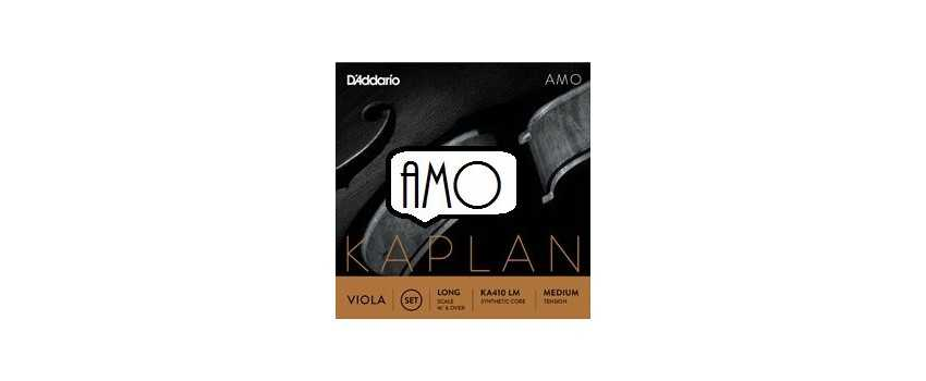 Kaplan Amo Viola Strings | Animato Strings