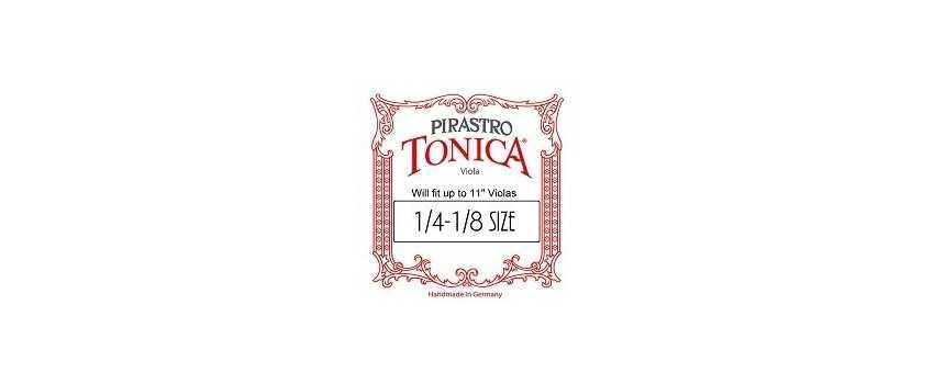 1/8-1/4 Tonica Viola Strings   Animato Strings