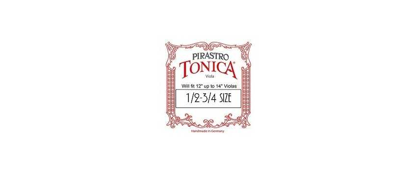 1/2-3/4 Tonica Viola Strings | Animato Strings