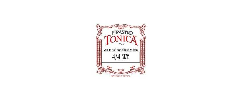 Tonica Viola Strings for full-size violas