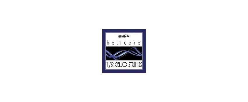 1/2 Helicore Cello Strings | Animato Strings