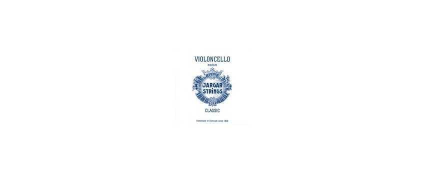 3/4 Jargar Young Talent Cello Strings | Animato Strings
