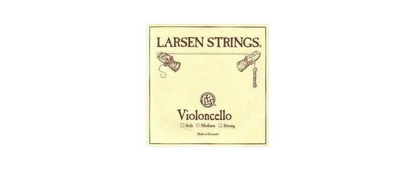 1/2 Larsen Cello Strings | Animato Strings