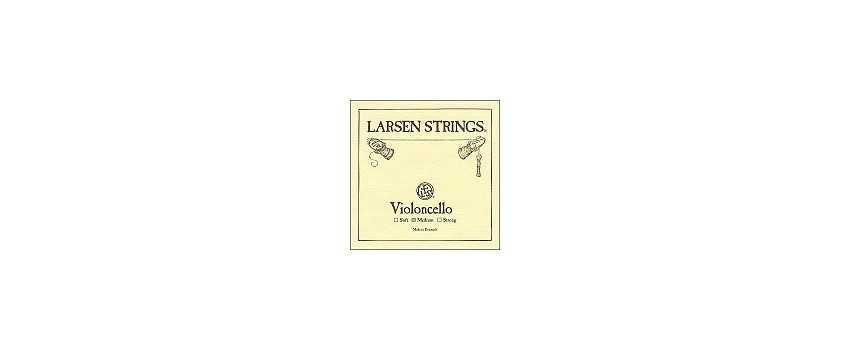 4/4 Size Larsen Strong Cello Strings | Animato Strings