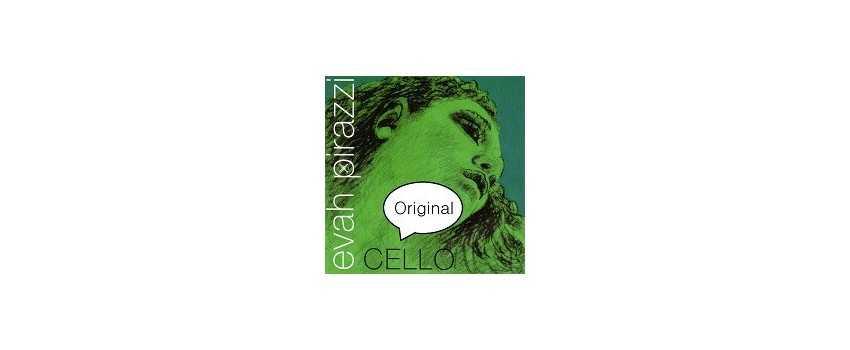 Evah Pirazzi Original Cello Strings | Animato Strings