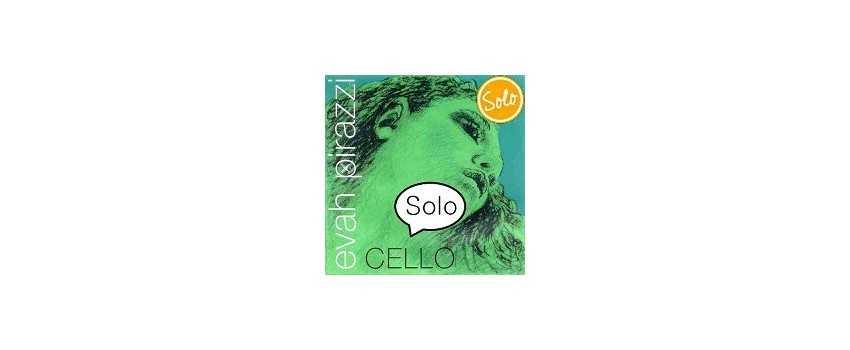 Evah Pirazzi Solo Cello Strings | Animato Strings