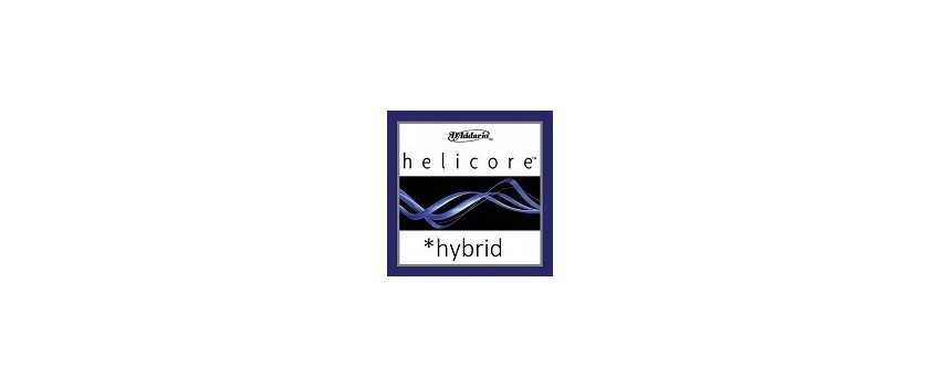 Hybrid Helicore Double Bass Strings | Animato Strings