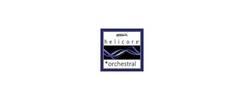 Orchestral Helicore Double Bass Strings | Animato Strings