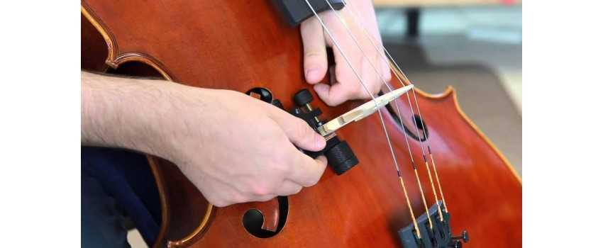 Pick-Ups for Viola | Animato Strings