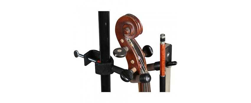 Double Bass Stand and hanger