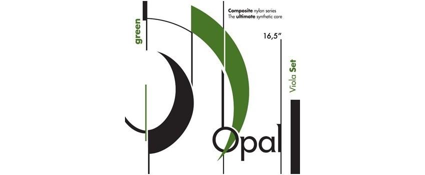 Opal Green Pro Viola Strings