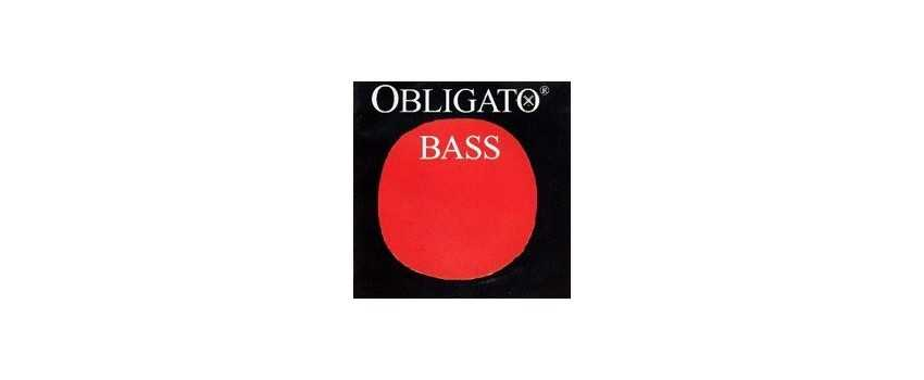 Obligato Double Bass Strings