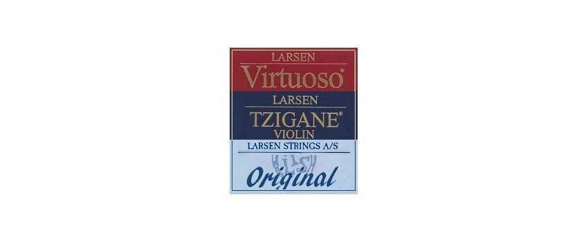 Larsen Violin Strings
