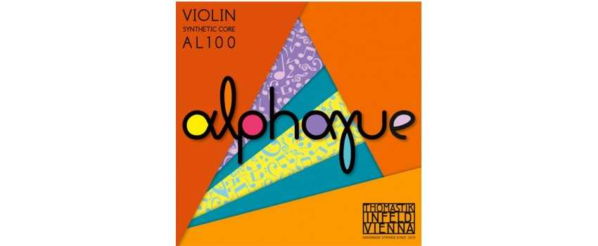Alphayue Violin Strings | Animato Strings