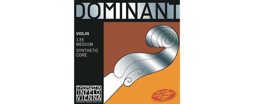 Dominant Violin Strings
