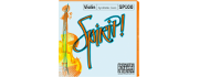 Spirit Violin Strings