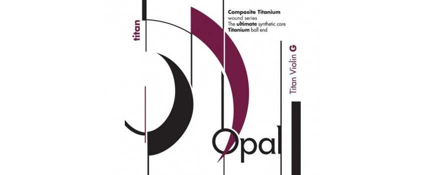 Opal Titan Violin Strings