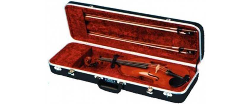 Hiscox violin cases | Animato Strings